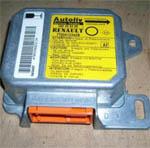 ремонт блока airbag